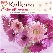 Send Flower Gifts to Kolkata Online from the best Florists