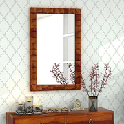 Get Bathroom Mirrors Online at Best Price | Wooden Street