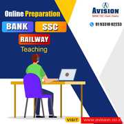 Online Mock Test for Bank,  SSC,  Railways in India - Avision Institute