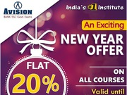 New Year Special Offer on Online Coaching with Avision Institute