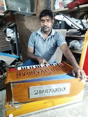 SHRUTI VANDAN the Finest Harmonium manufacturing and repairing service