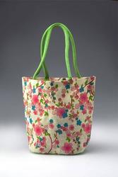 Tote Beach Bags Flower Print Supplier from Kolkata