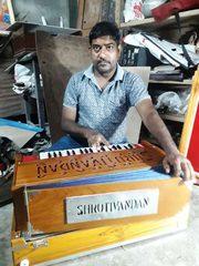 The Harmonium Repairing Services in Santoshpur