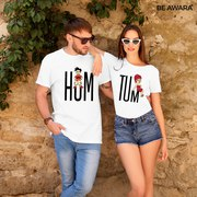 Different Kinds of Couple Tees